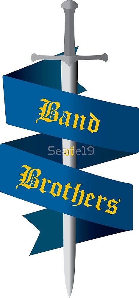 Band of Brothers-Blue by Searle19