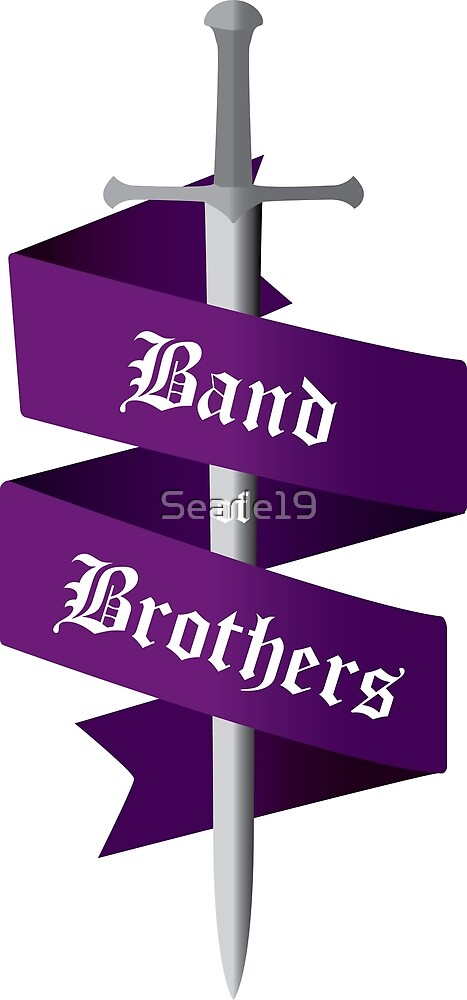 Band of Brothers-Purple by Searle19