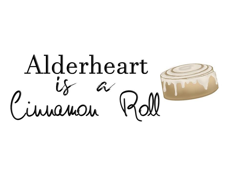 Alderheart - Cinnamon Roll by firestarlover