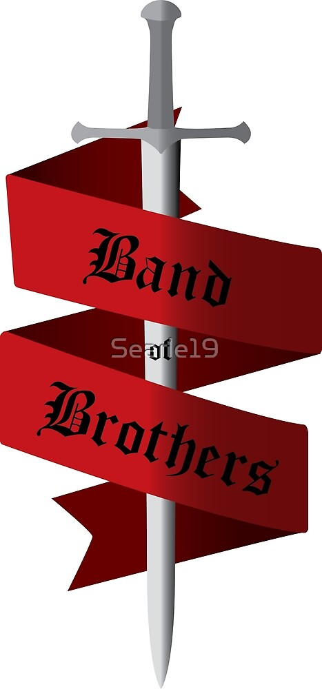 Band of Brothers-Red by Searle19