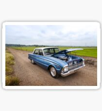 Paul Xuereb's 1964 Ford XM Falcon Sticker
