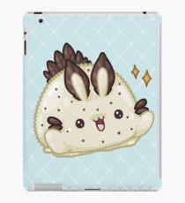 Happy Little Sea Bunny! iPad Case/Skin