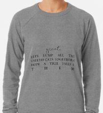 Jayfeather Quote Lightweight Sweatshirt