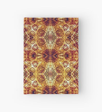 Zen I Am Sacral Flow  Hardcover Journal