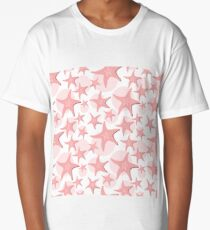 Star fishes background Long T-Shirt