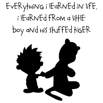 Hobbes Friendly Quotes by MarioHowie