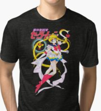 Super Sailor Moon Tri-blend T-Shirt