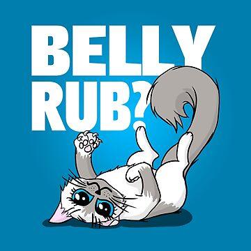 Belly Rub? by SwanStarDesigns
