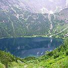 Mountain Lake  by HelenBanham