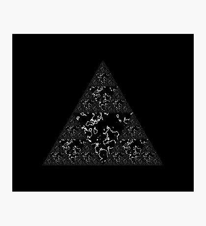 Sierpinski XI Photographic Print