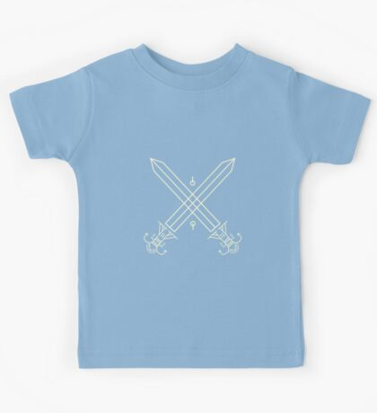 Two Swords Kids Clothes