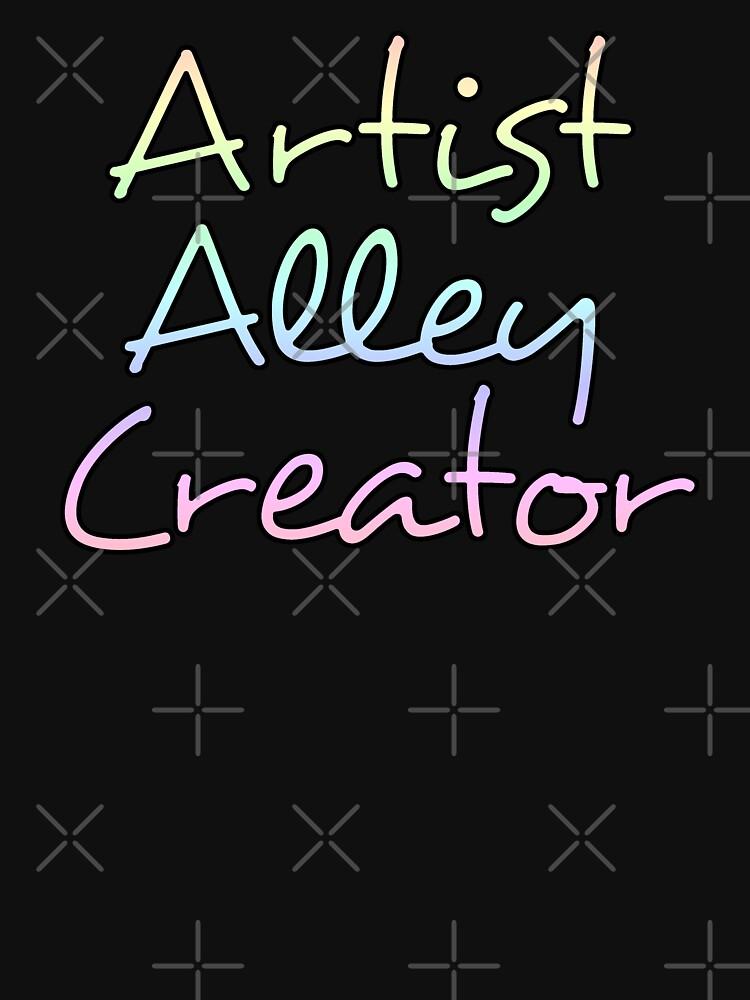 Artist Alley Creator by NicholiCosplay