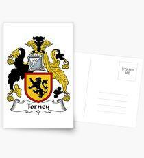 Torney  Postcards