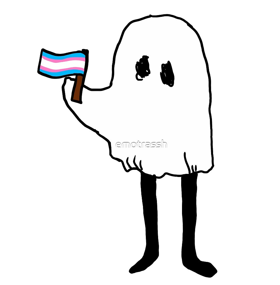transgender ghost by emotrassh