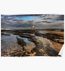 Merewether Beach Poster