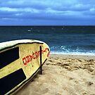 Bronte Beach on a winters day by Ben de Putron