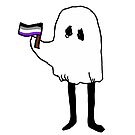 asexual ghost by emotrassh