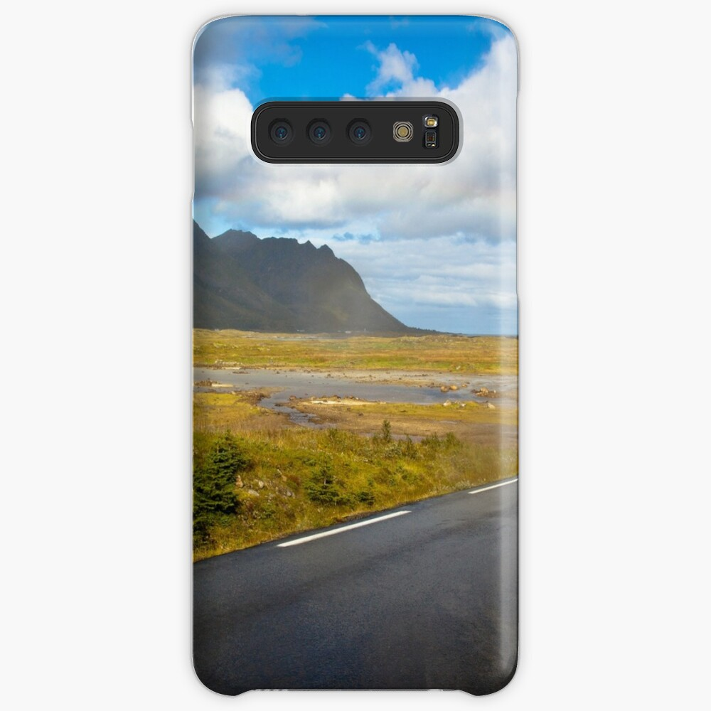 Rainbow in Norway Case & Skin for Samsung Galaxy