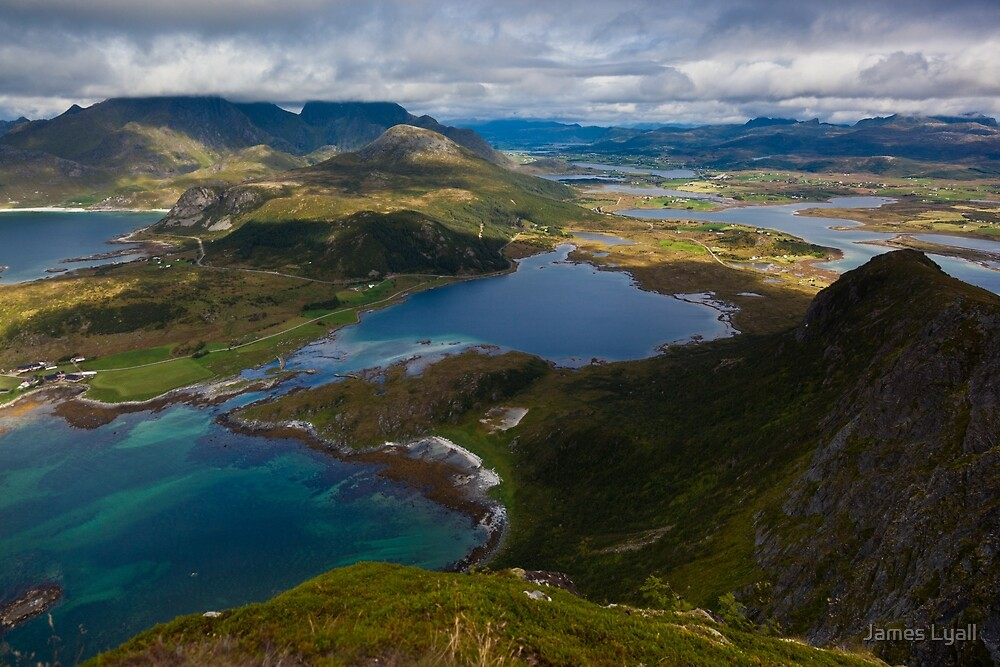 Landscape of Norway (2 of 3) by James Lyall
