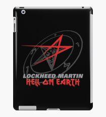 Lockheed Martin - Hell On Earth iPad Case/Skin
