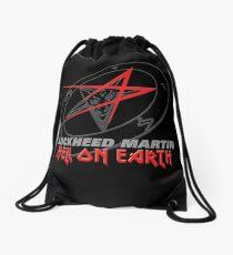 Lockheed Martin - Hell On Earth Drawstring Bag