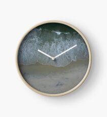 Seafoam  Clock