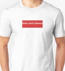 Ham and Cheese Box Logo Unisex T-Shirt