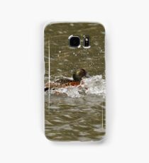 Chestnut Teal - male (556) Samsung Galaxy Case/Skin