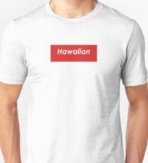 Hawaiian Box Logo Unisex T-Shirt