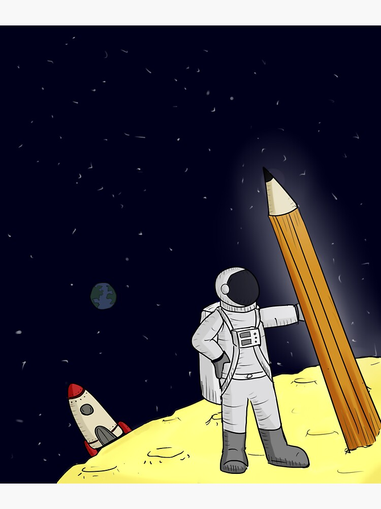 Astronaut  by nagayama