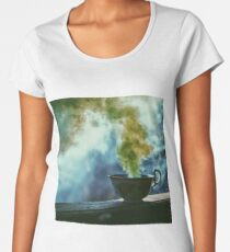 The Mist Women's Premium T-Shirt