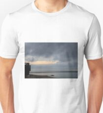 Beautiful Beach Sunset for Beach Lovers, Nature Lovers, Dorm Room Decor T-Shirt
