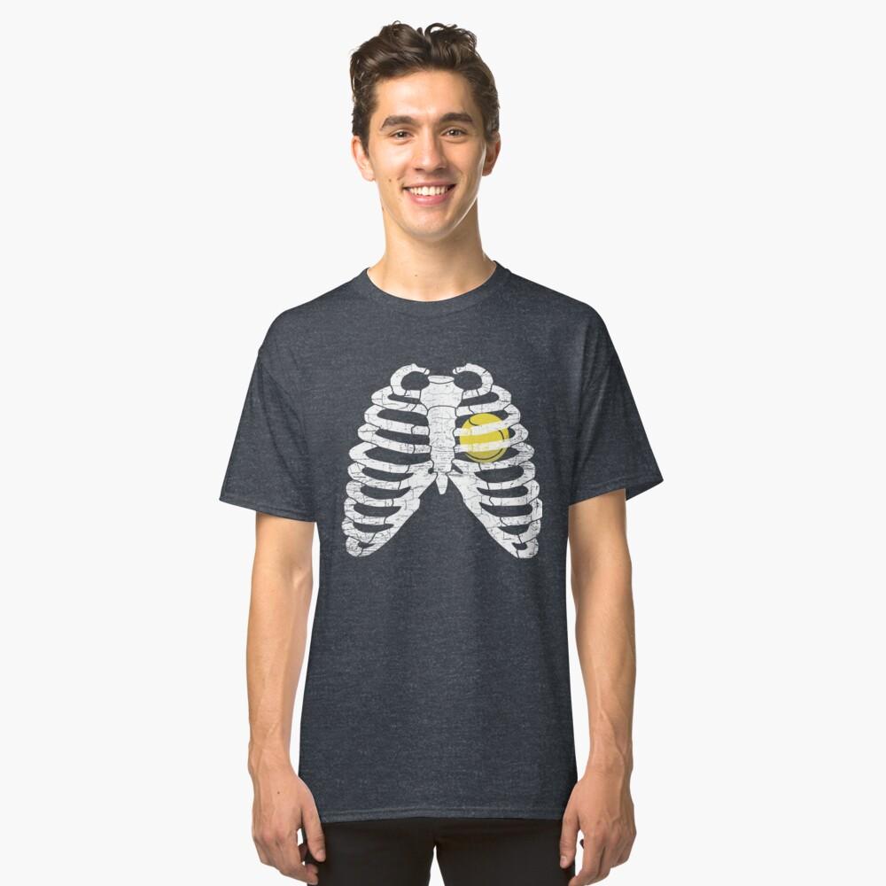 Ribs Tennis Classic T-Shirt Front