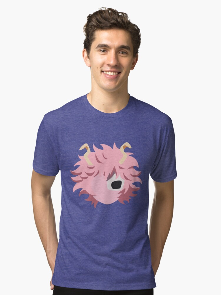 Pinky Tri-blend T-Shirt Front