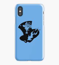 Goemon Fox Yusuke Kitagawa Persona 5 iPhone Case/Skin