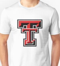 Texas Tech Red Raiders ncaa logo T-Shirt