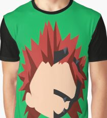 Red Riot Graphic T-Shirt