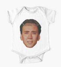 Nicolas Cage Baby Body Kurzarm