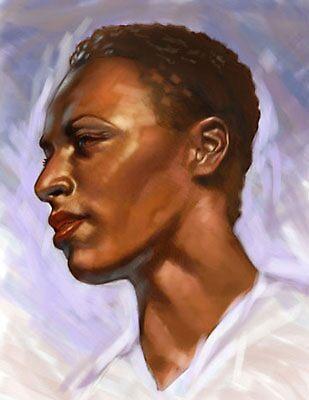 portrait by Jim rownd