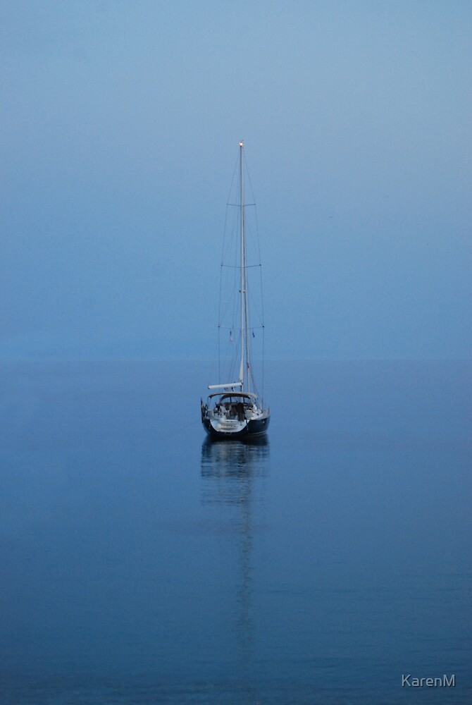 Ionian Blue by KarenM