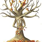 The Naked Tree by Emily Walker