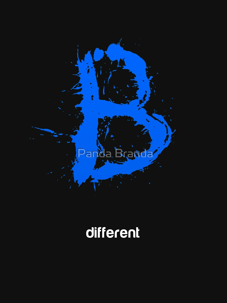 B Different Art Design by CrusaderStore