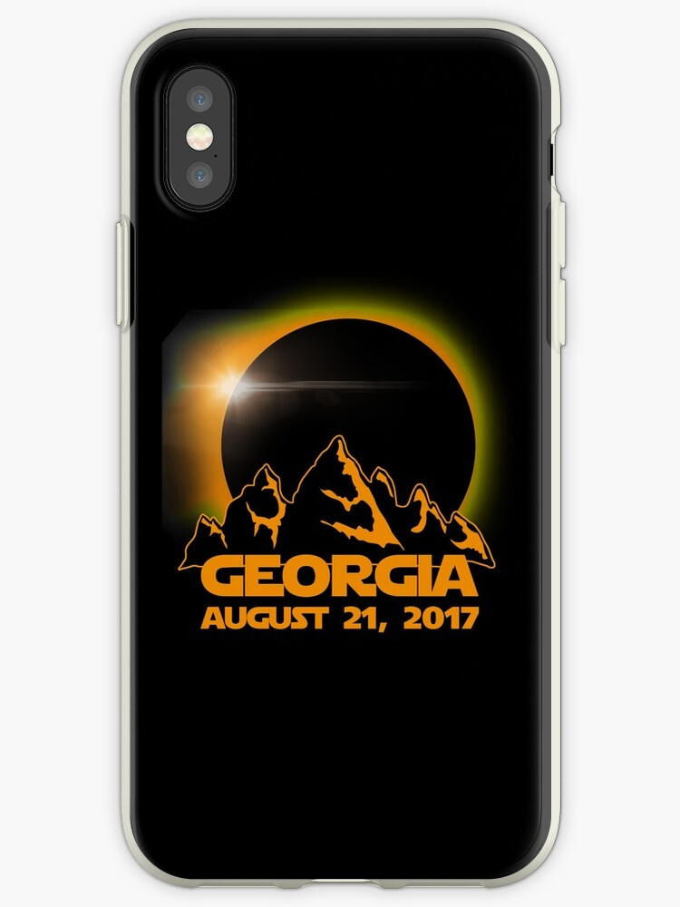 Georgia Total Solar Eclipse by classydesignz