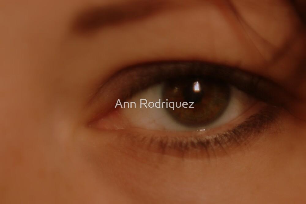 Got My Eye on You... by Ann Rodriquez