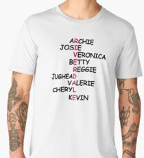 Riverdale Characters Men's Premium T-Shirt