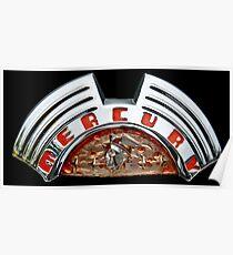 Classics Passion 008 Mercury Emblem Poster