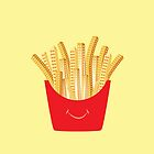 French Fries City by QueenieLamb