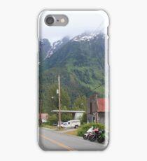 Hyder of Alaska iPhone Case/Skin
