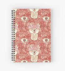 Pretty Shoob Spiral Notebook