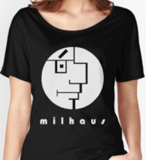 Milhaus Women's Relaxed Fit T-Shirt
